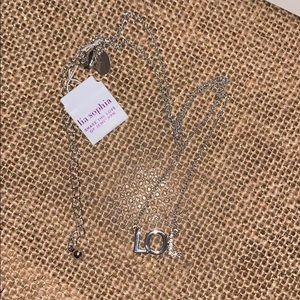 New! Lia Sophia LOL Necklace